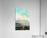 Art deco geometric III  Acrylic Print