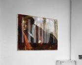 Melancholy by Degas  Acrylic Print