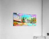 city5 ship  Acrylic Print