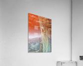 climbing  Acrylic Print