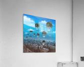 odloty  Acrylic Print