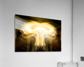 BOOM  Acrylic Print