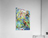 Colour Carnival II  Acrylic Print