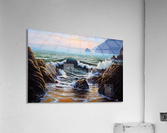 Dancing Tide  Acrylic Print