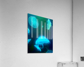 Venture into the Abyss  Acrylic Print