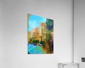 Monte Carlo Monaco Casino   Acrylic Print