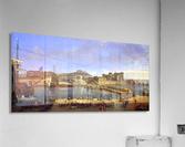 Darsena delle Galere  Acrylic Print