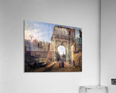 View of the Arch of Titus  Acrylic Print
