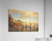 View of Naples  Acrylic Print