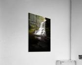Capturing the Cascade  Acrylic Print