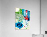Emmas Secret  Acrylic Print