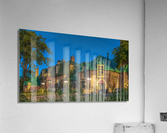 Maison William Wakeham  Impression acrylique