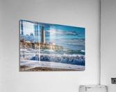 Phare de Cap-des-Rosiers  Impression acrylique