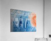 The Twin Sisters.  Acrylic Print