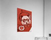 Cool Panda  Acrylic Print