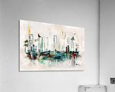 Uptown XXVII  Acrylic Print
