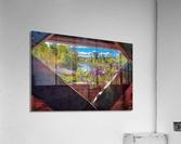 Amqui Pont Beausejour 4  Impression acrylique