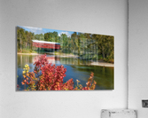 Amqui Pont Beausejour 3  Impression acrylique