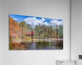 Amqui Pont Beausejour 2  Impression acrylique