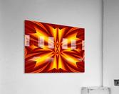 Fire Flowers 102  Acrylic Print