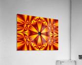 Fire Flowers 103  Acrylic Print