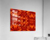 Fire Flowers 187  Acrylic Print