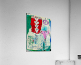Yesterday You Said You Love Lilies  Acrylic Print