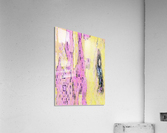 Watching Floidy  Acrylic Print