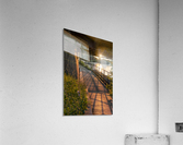 BridgeBoardwalk  Acrylic Print