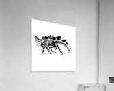 Fossil Stegasaurus  Acrylic Print