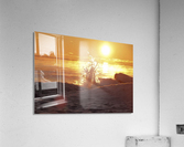 A Splash of Sunrise  Acrylic Print