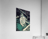 Stevie_Wonder_11  Acrylic Print