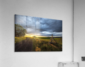 Markar Fiord Iceland  Acrylic Print