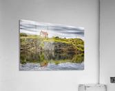 Trinity House Reflection  Acrylic Print