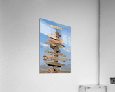 Crossroads at Moab  Acrylic Print