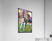 1987 East Carolina Football  Acrylic Print