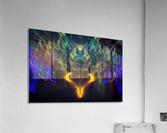 OWL MESSENGER  Acrylic Print