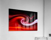 FIRE WAVE  Acrylic Print