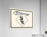 1961 Chicago White Sox Art  Acrylic Print