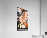 1988 New York Knicks Mark Jackson  Acrylic Print