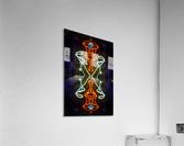 THE PLAN  Acrylic Print
