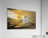 Lake Erie waves 9  Acrylic Print