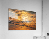 Lake Erie waves 5  Acrylic Print