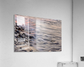 Lake Erie waves 2  Acrylic Print