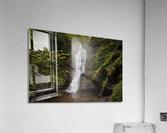 Water-Break-its-Neck landscape  Acrylic Print