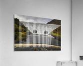 The Elan Valley dam  Acrylic Print