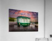 Big Apple Kiosk in Mumbles  Acrylic Print