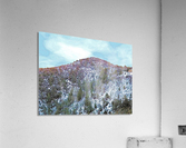 Melting Snow  Acrylic Print