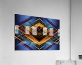 LITHIUM  Acrylic Print