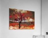 Summer cherry tree  Acrylic Print